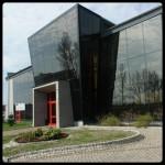 Jawo - realizacja projektu przebudowy i rozbudowy zakłada - elewacja frontowa