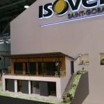 Model rozmieszczenia przegród i izolacji ISOVER