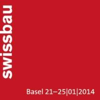 Logo targów budowlanych Swissbau 2014 - Bazylea