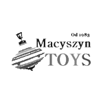 Logo Macyszyn TOYS